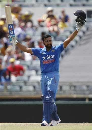 Most 170+ scores in ODIs for Rohit