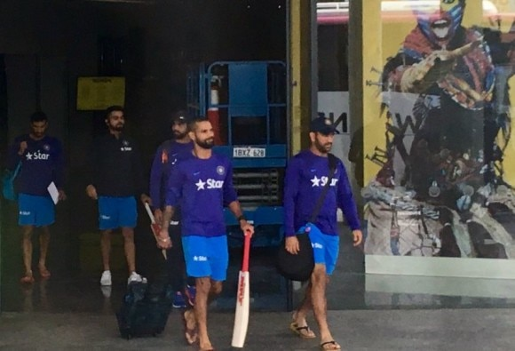 Year's First big battle between India and Australia