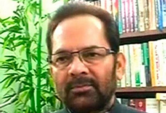First time ever Pakistan admits Pathankot attack generated from its soil: mukhtar abbas nakvi