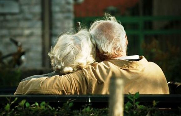 At the age of 90, he need for life partner