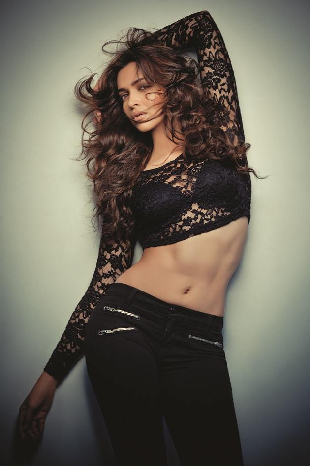 deepika goes for a hot photo shoot for a magzine