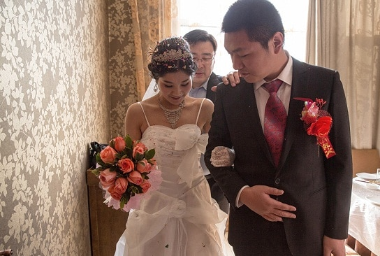Marriage in modern China
