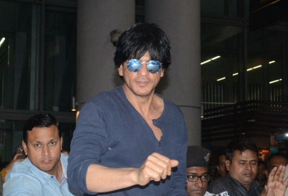 Shah Rukh Khan on Security Cut: Miss One of My Constables, Used to Eat Together
