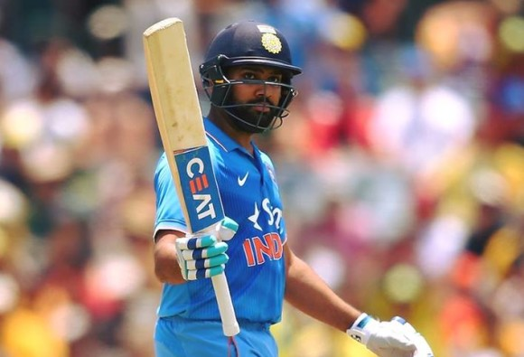 rohit sharma on his century and team lose