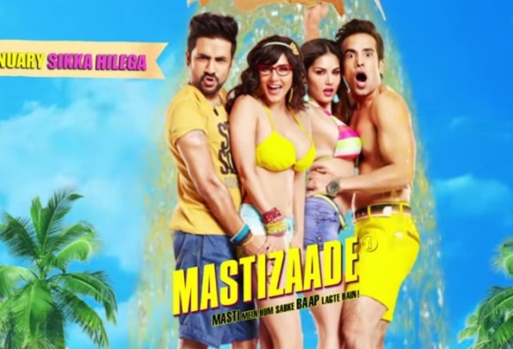 Motion Poster: Watch Sunny Leone's 'Ande Ka Funda' in Mastizaade