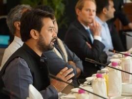 भारत में हर टीम सुरक्षित : ठाकुर