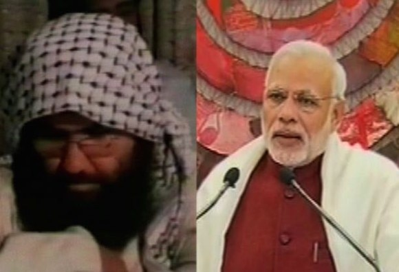 pathankot attack: JeM chief Maulana Masood Azhar detained