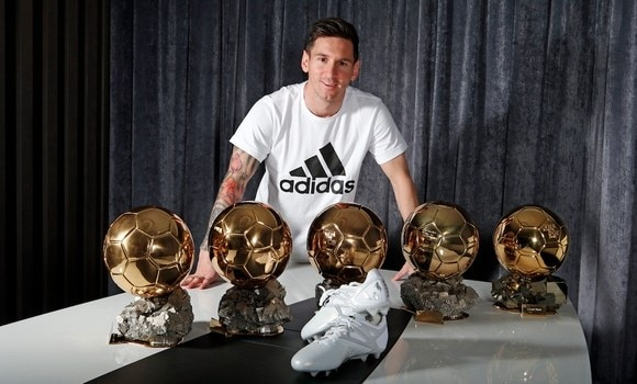 Never dreamt of Messi's monumental success: Messi's father