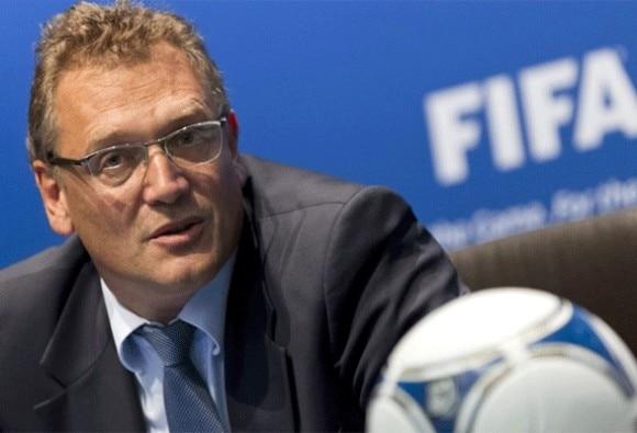 Jerome Valcke sacked as FIFA secretary general