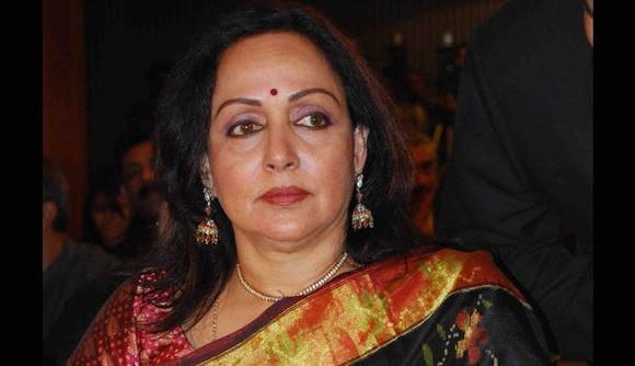 Hema Malini denies land grabbing in Maharashtra