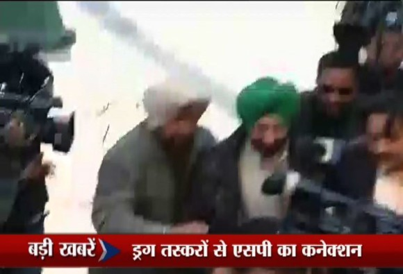 pathankot attack: sp connection drugs dealers?
