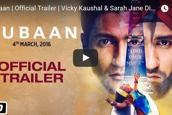 WATCH: 'Zubaan' Trailer, Featuring Vicky Kaushal And Sarah-Jane Dias