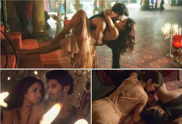 Fitoor song: Katrina and Aditya from 'Pashmina' will set the temperature soaring!