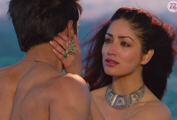 Pulkit Samrat and Yami Gautam's exclusive kissing policy