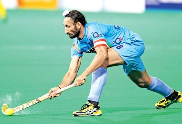 team india announce for sultan azlan shah cup