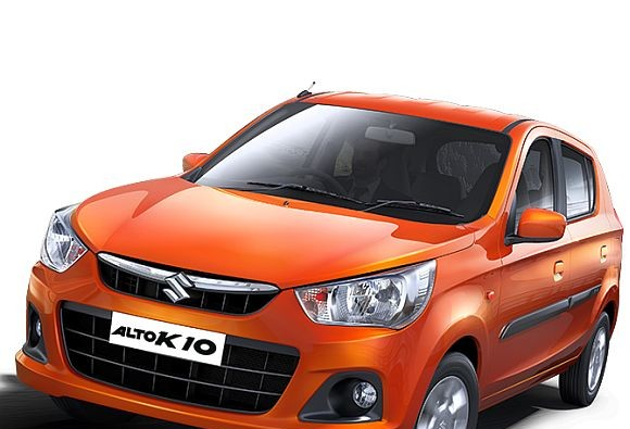 Maruti Alto adds driver side airbag option for all variants