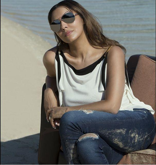 Gauri Khan shoots for Maison&Objet