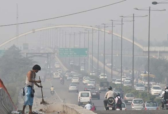 Tandoors, burning of solid waste adding to dirty Delhi air: IIT study