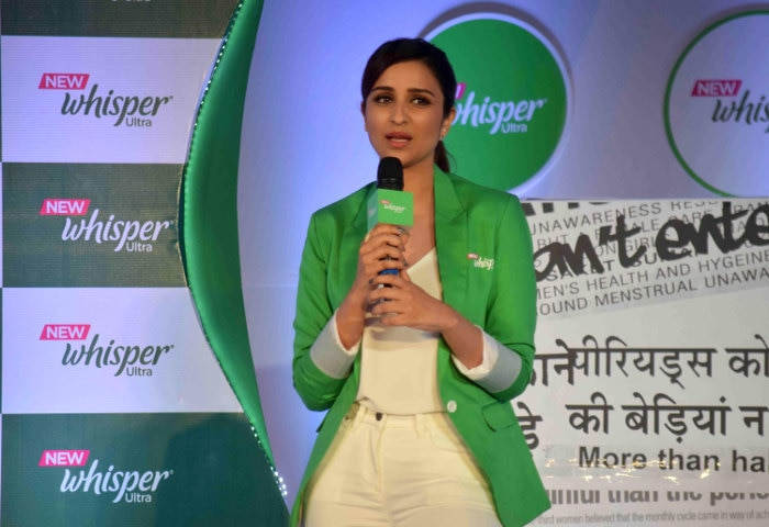 parineeti chopra on periods