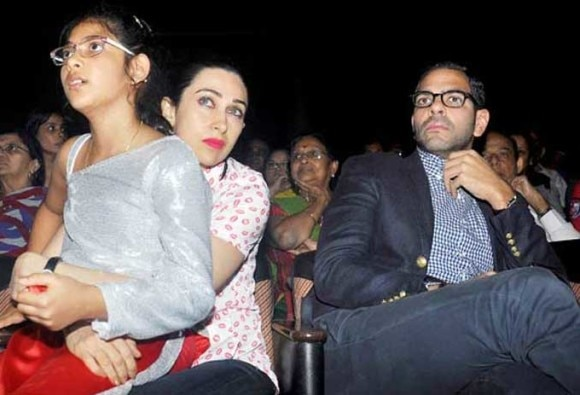 Karisma married me on a rebound after her break-up with Abhishek Bachchan, says Sunjay Kapoor