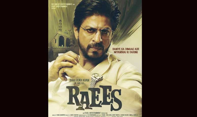 Shah Rukh Khan shoots for Raees, see on location pics