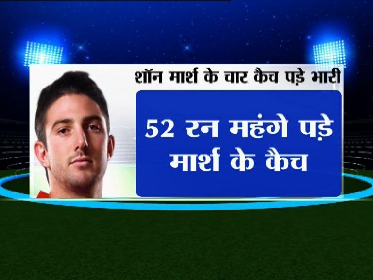 why india lose in brisbane