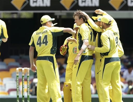 Real credit to bowlers for restricting India: Finch