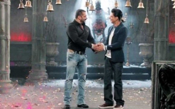 salman Khan and Shah rukh khan is in trouble