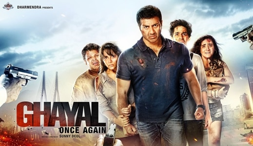 'Ghayal once again' connects with youth says sunny deol