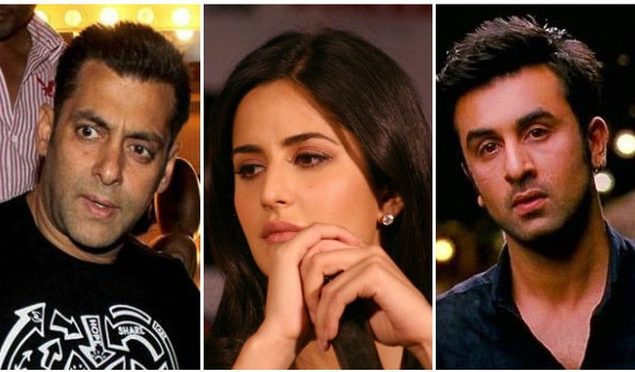 Salman Khan on katrina ranbir breakup!