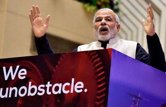 Prime Minister Narendra Modi addresses in Coimbatore, Tamil Nadu