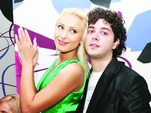 pics of Iulia Vantur's lip lock with ex-boyfriend Marius Moga