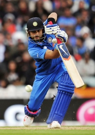 Virat Completes his 24th ODI hundred