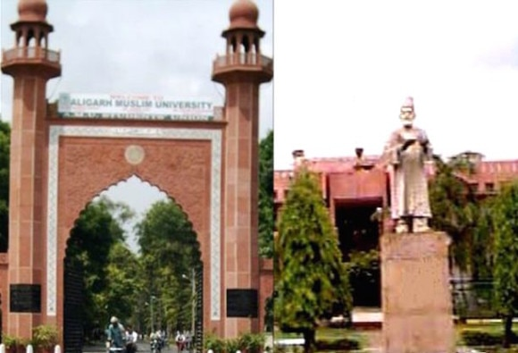 Is Modi Government opposing JMI and AMU as a Muslim minority university?