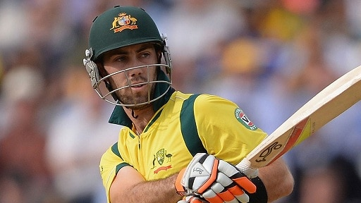 Injured Maxwell in doubt for fifth ODI vs India