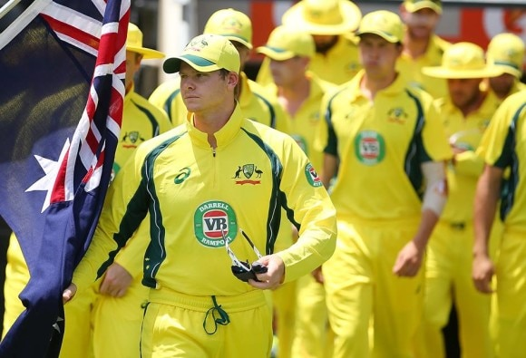 Australia record win at home