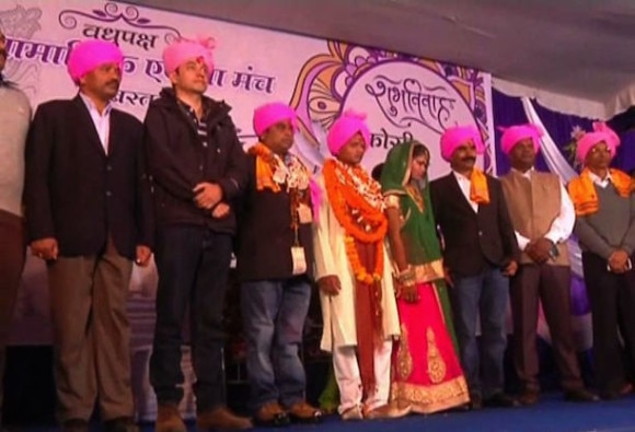 Police play host for marriage of ex-naxals in Chhattisgarh