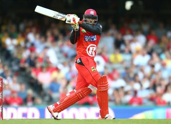 Chris Gayle fastest T20 50