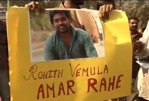 Hyderabad Dalit suicide: ABVP student's medical report contradicts assault claims