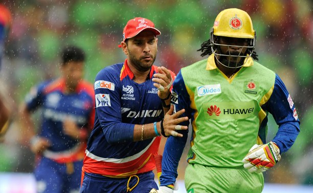 Yuvraj's WT20 inning is much better then Gayle's BBL fifty