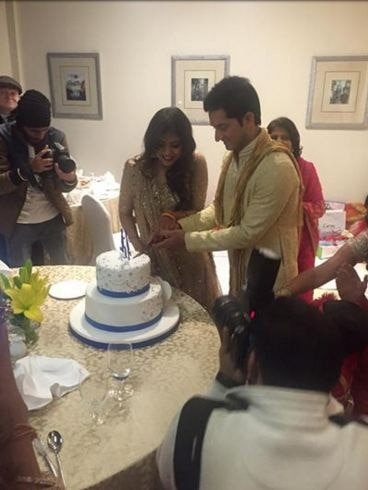 India pacer Mohit Sharma gets engaged to girlfriend Shweta