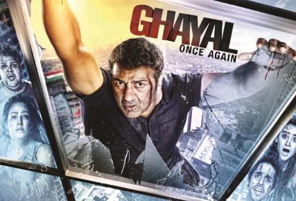 Reliance Entertainment to release Sunny Deol's 'Ghayal Once again'