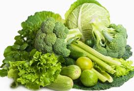 Green vegetables decreases the risk of cataracts