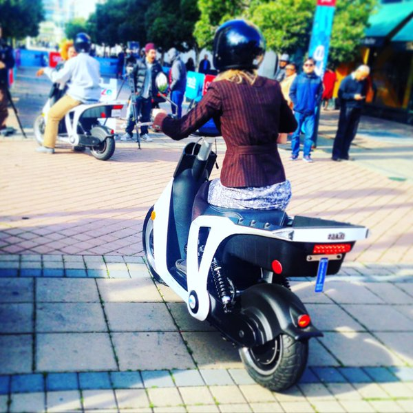 Mahindra group launches electric scooter GenZe 2.0 in US