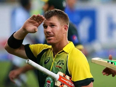 Warner become sympathetic to the Indian bowlers