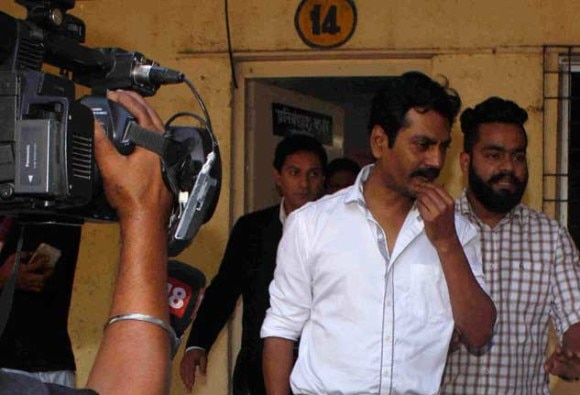 VIDEO: Nawazuddin Siddiqui assault case: Woman releases mobile video of the incident