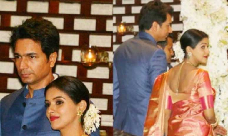 Asin ties the knot with Micromax founder Rahul Sharma