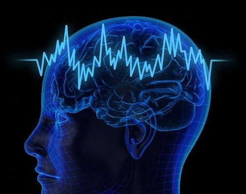 Dissolvable wireless sensors monitor brain injury