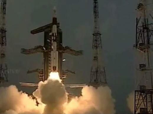 PSLV Launches Fifth Navigation Satellite IRNSS-1E