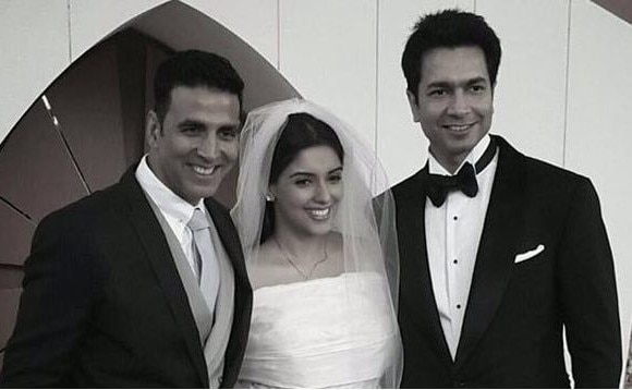 Akshay Kumar on asin rahul marriage